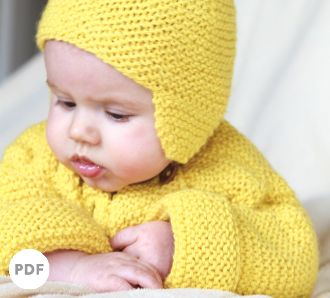 PDF-Anleitung Babyset SUNNY